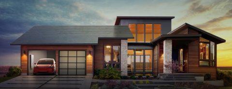 Tegole fotovoltaiche per nuovi e vecchi edifici