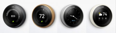 Nest, termostato intelligente da Google