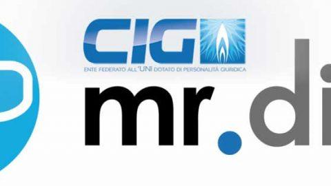 Mr.Dico ottiene il marchio CIG Comitato Italiano Gas
