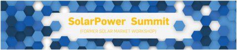 SolarPower Summit, 7-8 marzo 2017 a Bruxelles