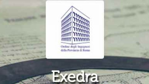 Exedra, un nuovo social per gli ingegneri di Roma