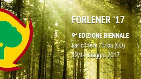 FORLENER. Biennale Foresta Legno Energia a Como