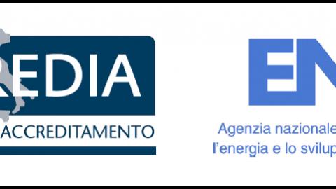 Le certificazioni per l'efficienza energetica. Convegno ACCREDIA – ENEA il 23 marzo a Roma