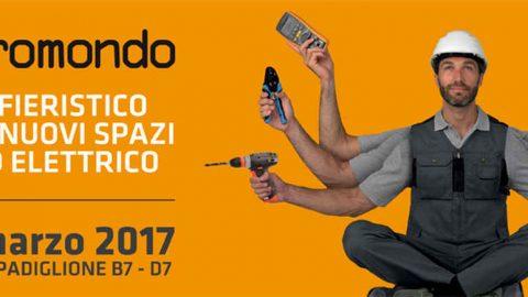 Mr.dico e Finder a Elettromondo 2017 a Rimini