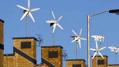 Aumentano i piccoli impianti di produzione di energia elettrica