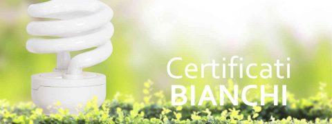 Certificati bianchi. On line il rapporto annuale del GSE