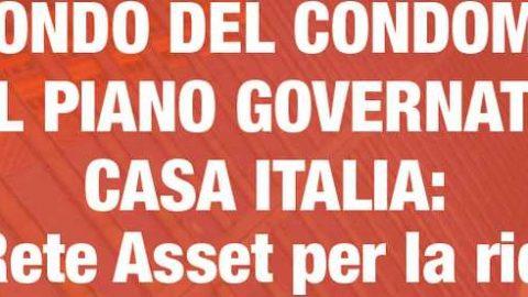 Riqualificazione energetica degli immobili condominiali e il piano Casa Italia. Convegno Rete Asset a Monza, 23 giugno 2017