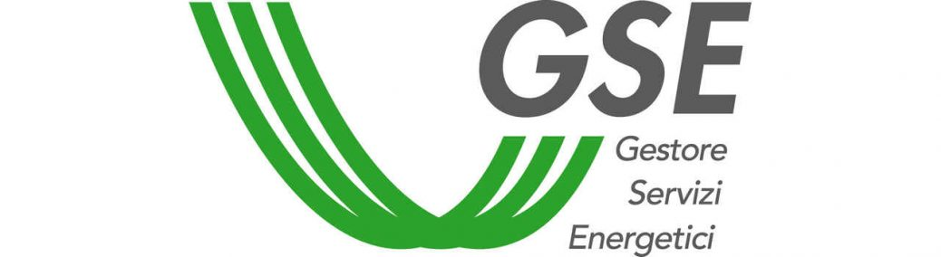 Logo GSE Gestore servizi energetici