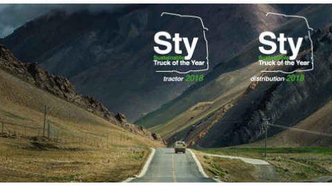 Sustainable Truck of the Year 2018 ad Ecomondo, 7-10 novembre 2017 a Rimini