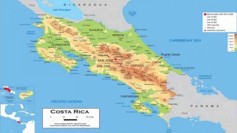 Energie rinnovabili: l'esempio viene dal Costa Rica