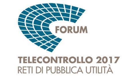 Forum Telecontrollo a Verona, 24-25 ottobre 2017