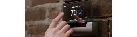 Glas, il termostato intelligente di Microsoft