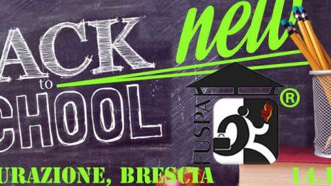"""Scuola FUSPA """"Giovanni Maria Paoletti"""". Inaugurazione il 14 ottobre 2017"""