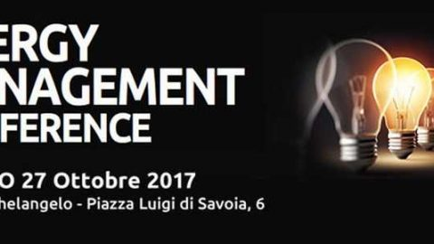 Energy Management Conference 2017. Milano 27 ottobre 2017