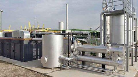Impianti di produzione di biometano allacciati alle reti di distribuzione del gas naturale