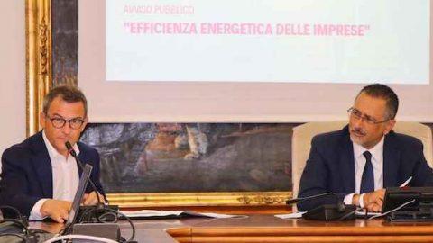 Efficienza energetica PMI: dalla Basilicata 29 milioni di euro