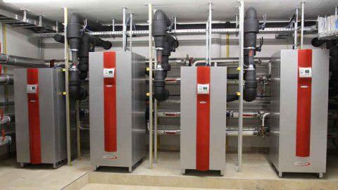 La pompa di calore a gas: un percorso verso edifici a basso contenuto di carbonio