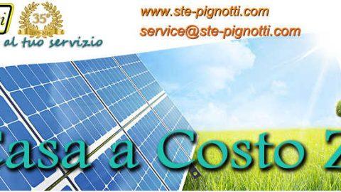 Presentiamo STE Pignotti, il nuovo partner di Rete Asset, e la sua Casa a Costo Zero