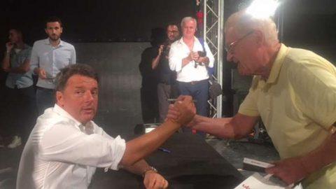 Rete Asset incontra il segretario PD Matteo Renzi e il professor Giovanni Azzone, project manager di Casa Italia