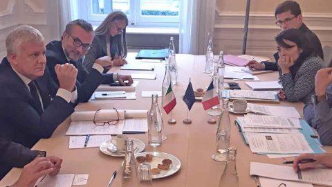 Italia e Francia insieme contro il cambiamento climatico