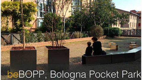 MATECA ha realizzato il nuovo parco beBOPP, a Bologna