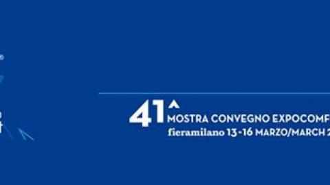 Mostra Convegno Expocomfort, Milano, 13 – 16 marzo 2018