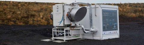 CarbFix2 è un impianto per catturare e sequestrare la CO2 atmosferica
