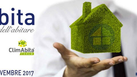 Riabita, il salone dell'abitare. Terza edizione al Fermo Forum, 17-19 novembre 2017