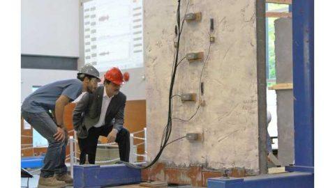 EDCC : cemento antisismico spray dal Canada
