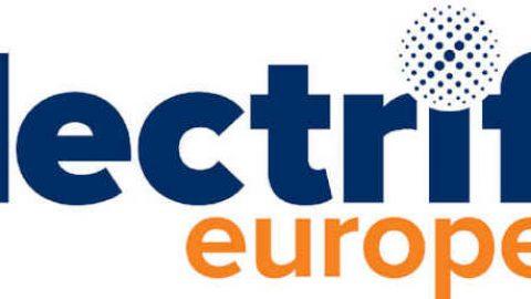 Fiera Electrify Europe, 19 al 21 giugno 2018 presso la Messe Wien di Vienna