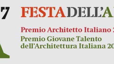 Festa dell'Architetto 2017: il 2 dicembre a Roma