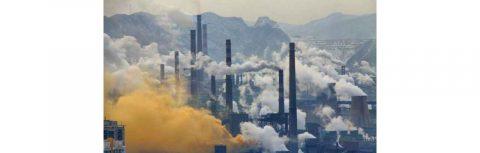 In aumento le emissioni atmosferiche di CO2