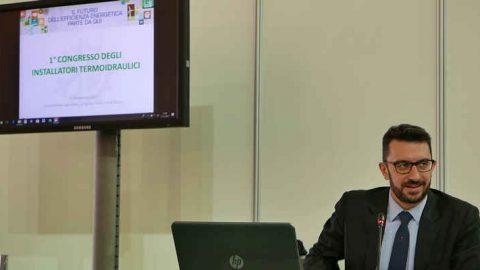 I video del Congresso nazionale installatori termotecnici: Luca Alberto Piterà (AICARR)