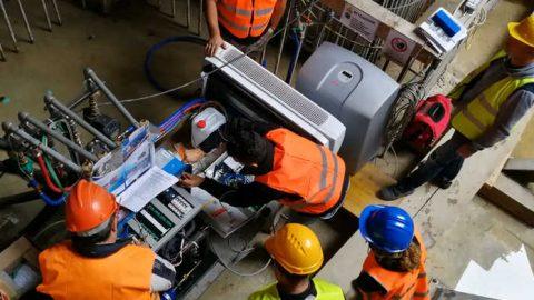 Il Politecnico di Torino sceglie Kronoterm, come fornitore di pompa di calore geotermica professionale