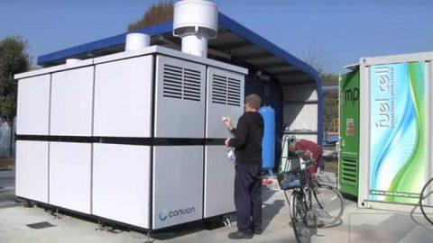 A Torino il primo impianto di depurazione che produce energia e calore da celle a combustibile