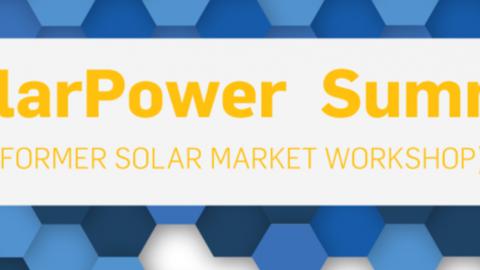 Solar Power Summit, Bruxelles, 14-15 marzo 2018