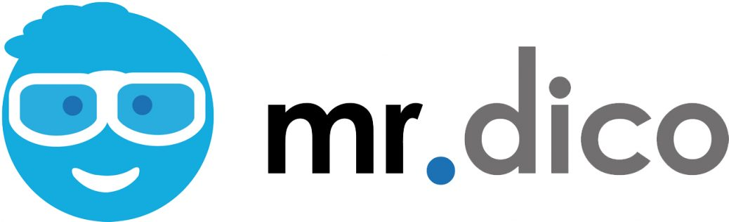 Logo MRDICO mr.dico