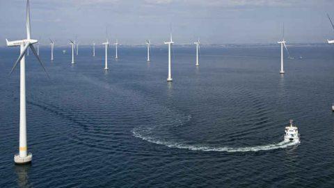2017: anno record per l'eolico offshore europeo