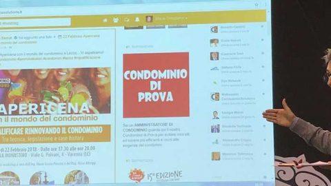 Presentato alla stampa il progetto Condominio Solutions