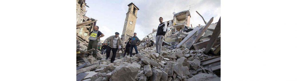Terremoto - Antisismica