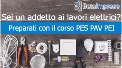 Ad aprile in partenza il corso PAS PEV e PEI organizzato da Beta Imprese