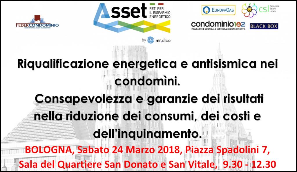 Bologna 24 marzo 2018