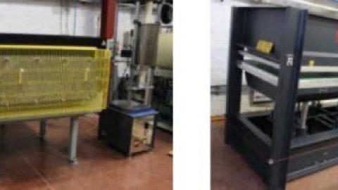 BasKer, nuovo materiale antifuoco, frutto della ricerca italiana
