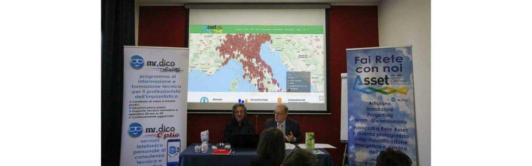 Incentivi per la riqualificazione energetica e sismica. MeIncentivi per la riqualificazione energetica e sismica. Meeting Rete Asset a Bologna 5 maggio 2018