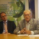 Massimo Bolzicco (Direttore Generale Civiesco), Gianangelo Vacchetti (Rete Asset)