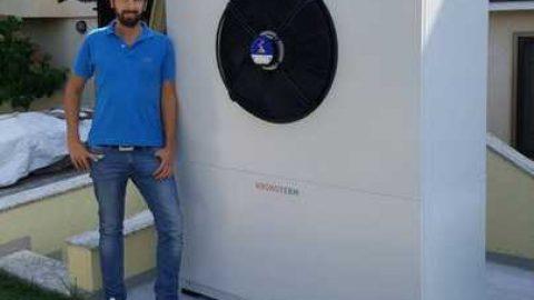 Pompa di calore ibrida: pro e contro