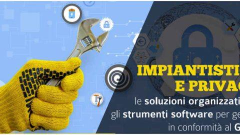 Impiantistica e privacy, Foggia, 26 luglio 2018, con mr.dico