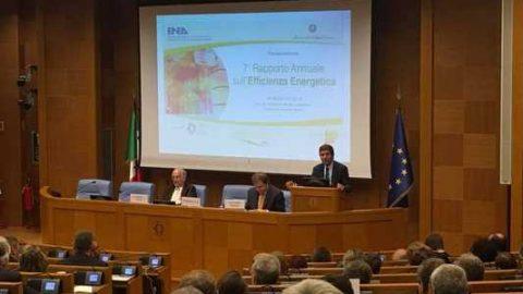 RAEE 2018: presentato il Rapporto Annuale sull'Efficienza Energetica dell'ENEA