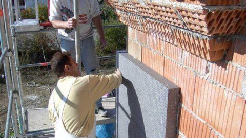 UNI 11716 2018:  Figure professionali che eseguono la posa dei sistemi compositi di isolamento termico per esterno (ETICS)