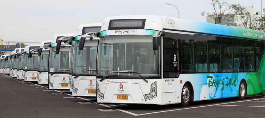 e-bus Autobus elettrici